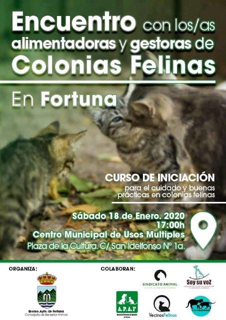 El Ayuntamiento de Fortuna de murcia se convierte en modelo de protección animal - 1, Foto 1