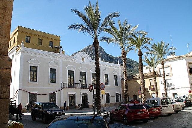 El Ayuntamiento de Cieza celebra este martes el pleno ordinario de enero - 1, Foto 1