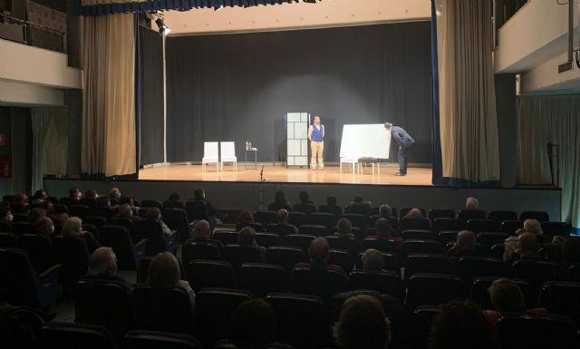 El Tejuba triunfa con su último montaje, la comedia Art - 4, Foto 4