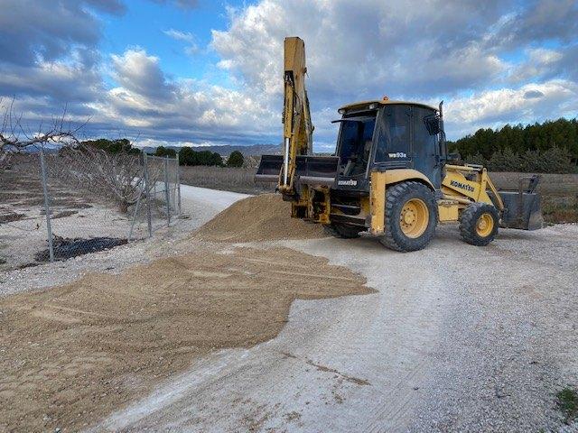 Comienzan a ejecutarse las nuevas partidas de inversiones en caminos rurales - 1, Foto 1