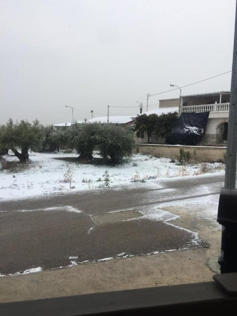 [There is already snow in Sierra Espuña, Foto 3