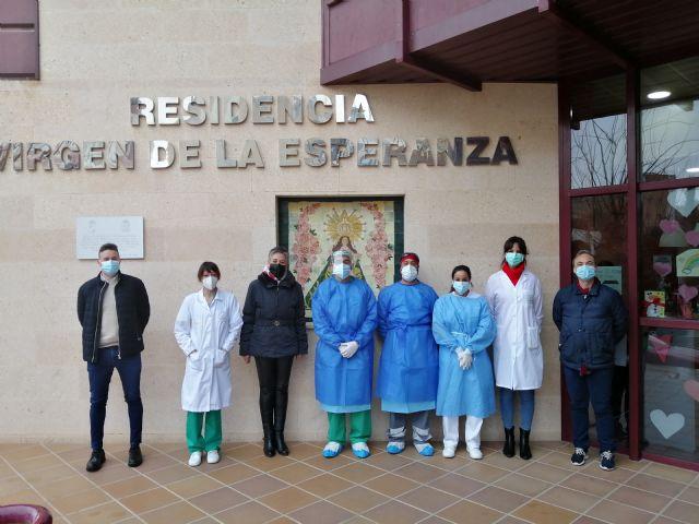 Calasparra recibe las primeras vacunas frente a la COVID19 - 2, Foto 2