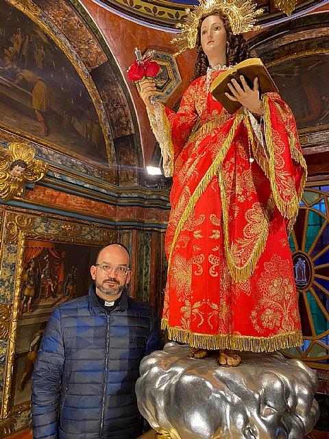 Santa Eulalia ya se encuentra en su Santuario - 2, Foto 2