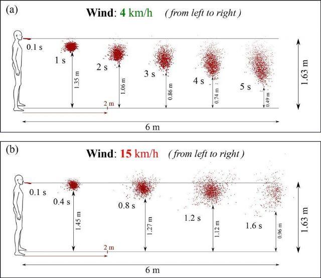 Aerosoles, cómo se contagia la COVID-19 en el aire - 2, Foto 2