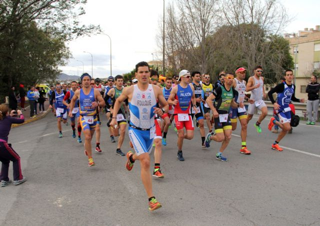 Celebrado el Campeonato Regional de Duatlón Larga Distancia y II Duatlón ´Ciudad de Puerto Lumbreras´ - 1, Foto 1