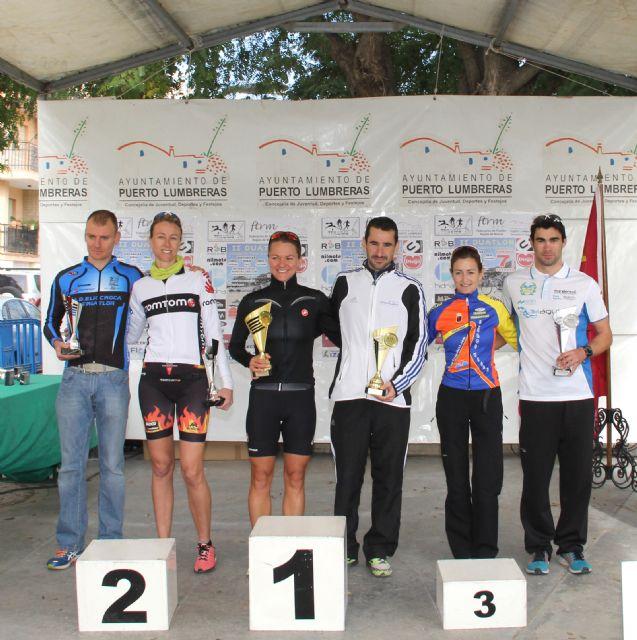 Celebrado el Campeonato Regional de Duatlón Larga Distancia y II Duatlón ´Ciudad de Puerto Lumbreras´ - 3, Foto 3
