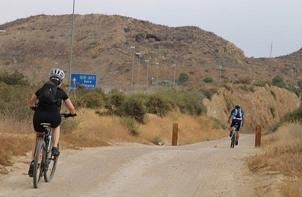 El Consorcio de las Vías Verdes de la Región de Murcia trabaja en la elaboración de una ordenanza sobre uso y funcionamiento de estas infraestructuras, que afecta a la Vía Cartagena-Totana, Foto 1