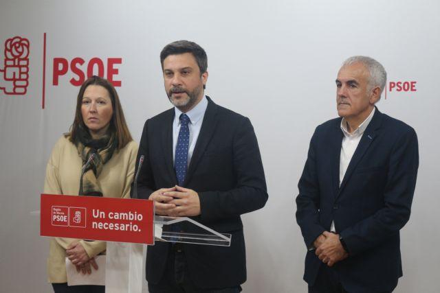 El PSOE exige una línea de cercanías entre Cartagena y Murcia, Foto 1
