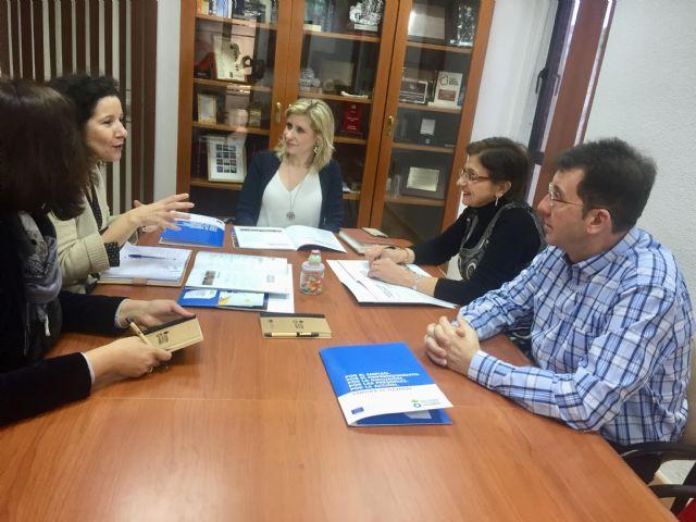 El Ayuntamiento de Molina de Segura y la Fundación Acción contra el Hambre colaboran para promover el empleo y la inclusión social - 1, Foto 1