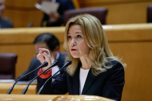 Nuria Guijarro: ¿Hasta cuándo el Delegado de Gobierno va a seguir vendiendo humo sobre la llegada del AVE a Alcantarilla? - 1, Foto 1