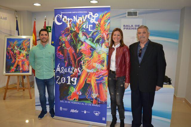 Ginés García Millán pregonará el Carnaval de Águilas - 1, Foto 1