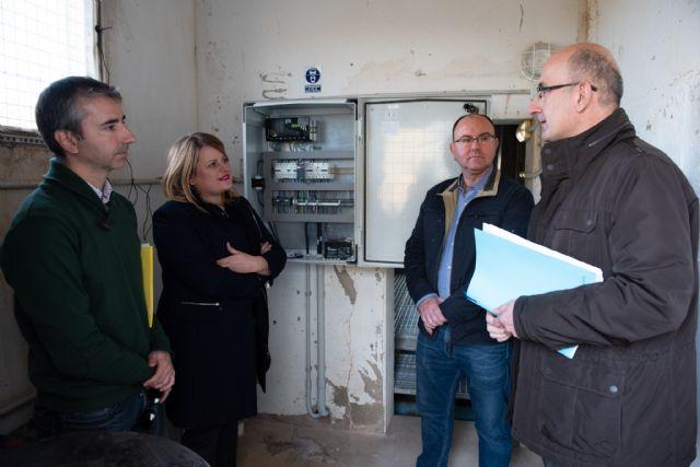 La instalación de un sistema de telecontrol mejorará el abastecimiento en la red de agua potable en las pedanías de Cañada de Gallego y Pastrana - 2, Foto 2