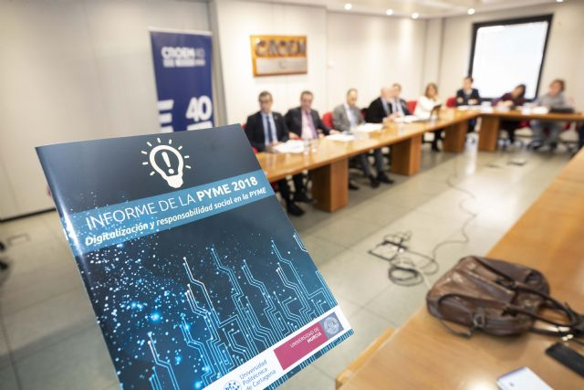 Las Pyme de la Región de Murcia presentan unas buenas expectativas de crecimiento de sus ventas para el 2019 - 3, Foto 3
