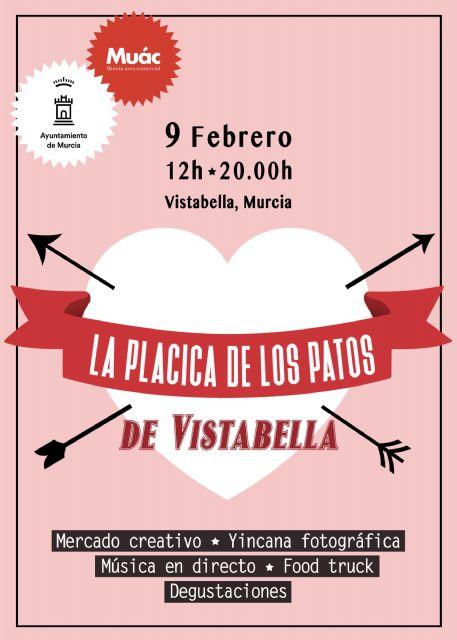 'La placica de los patos' vuelve el sábado 9 de febrero para celebrar el amor - 1, Foto 1