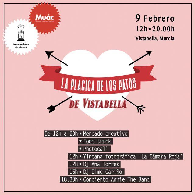 'La placica de los patos' vuelve el sábado 9 de febrero para celebrar el amor - 2, Foto 2
