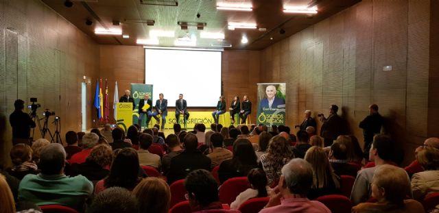 Garre: España se defiende en el Congreso de los Diputados - 1, Foto 1