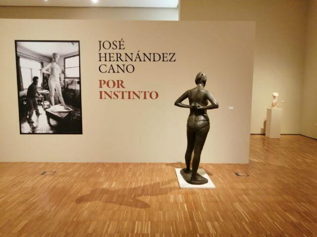 El Mubam abre sus puertas a la obra del escultor murciano José Hernández Cano - 1, Foto 1