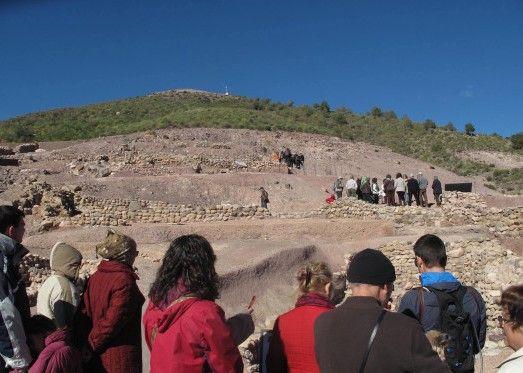 Aprueban la contrataci�n del proyecto de mejora de medios de difusi�n y consolidaci�n de estructuras arquitect�nicas prehist�ricas en el yacimiento arqueol�gico La Bastida, Foto 2