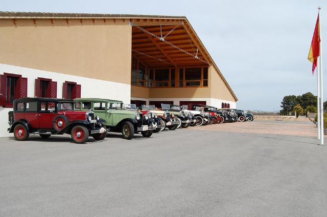 Totana will be the protagonist of the XX Region Rally of Antique and Classic Cars, Foto 2