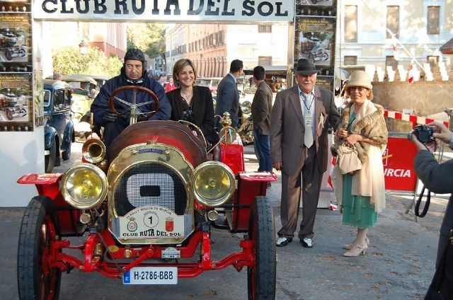 Totana will be the protagonist of the XX Region Rally of Antique and Classic Cars, Foto 3
