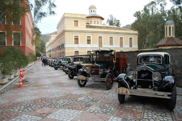 Totana will be the protagonist of the XX Region Rally of Antique and Classic Cars, Foto 4