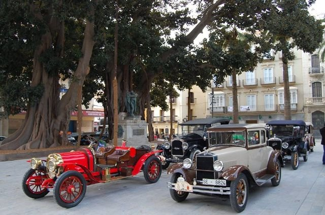 Totana will be the protagonist of the XX Region Rally of Antique and Classic Cars