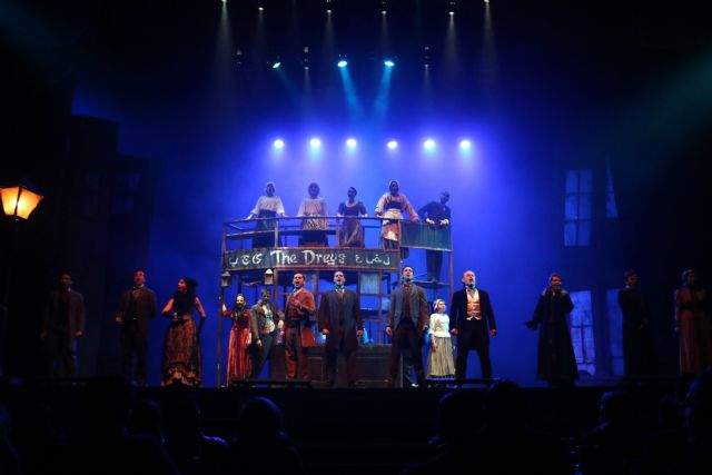 La compañía española Theatre Properties presenta ANNIE y JEKYLL& HYDE en el Auditorio Batel - 1, Foto 1