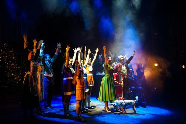 La compañía española Theatre Properties presenta ANNIE y JEKYLL& HYDE en el Auditorio Batel - 2, Foto 2