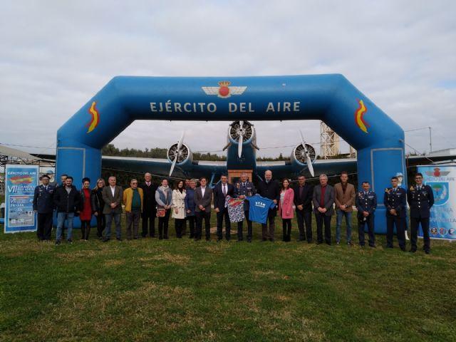 Presentada la VII Carrera Base Aérea de Alcantarilla - 1, Foto 1