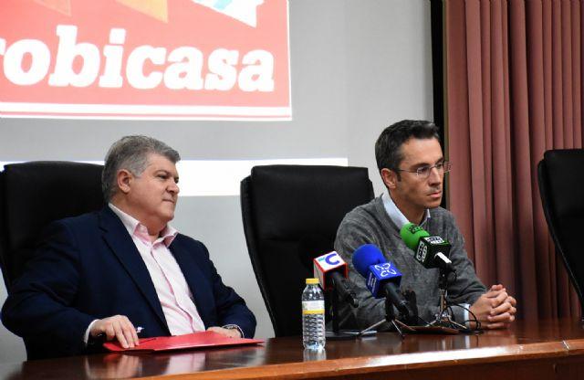 PRODUCTOS BIONATURALES CALASPARRA S.A (PROBICASA) construirá en Calasparra una nueva fábrica, en una superficie de 160.000 m2 - 1, Foto 1