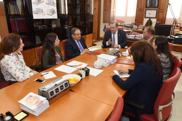 The University of Murcia creates a new permanent campus of university extension in Totana, Foto 2
