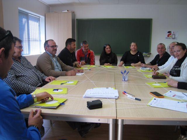 Más de 40 personas en desempleo de Totana y Alhama inician cursos de formación, en el marco del Programa Labor, Foto 3