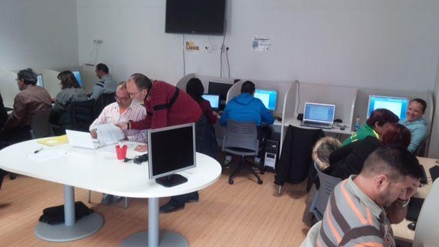 Más de 40 personas en desempleo de Totana y Alhama inician cursos de formación, en el marco del Programa Labor, Foto 4