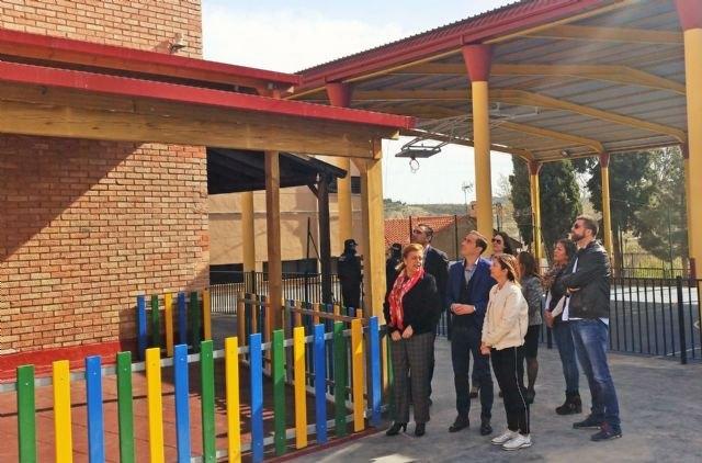 La Consejería de Educación invierte 95.500 euros para mejorar el CEIP Villa de Ulea - 2, Foto 2
