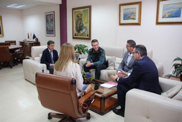 Alhama contará con una mayor colaboración entre Guardia Civil y Policía Local, Foto 2