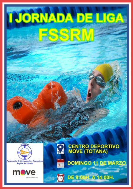 "Sports and ""MOVE"" organize the II School Aquatic Seminar on March 22 - 4"