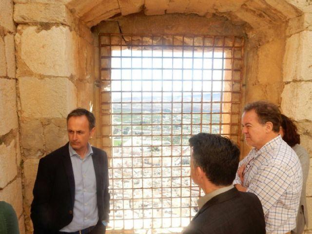 La Comunidad culmina las obras de emergencia para garantizar la seguridad en el Castillo de Mula - 2, Foto 2