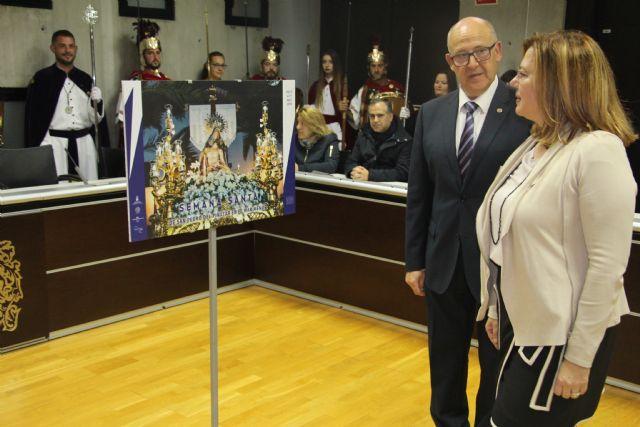 La Virgen de La Piedad protagoniza el Cartel de la Semana Santa que arranca con la pedida de calles - 1, Foto 1