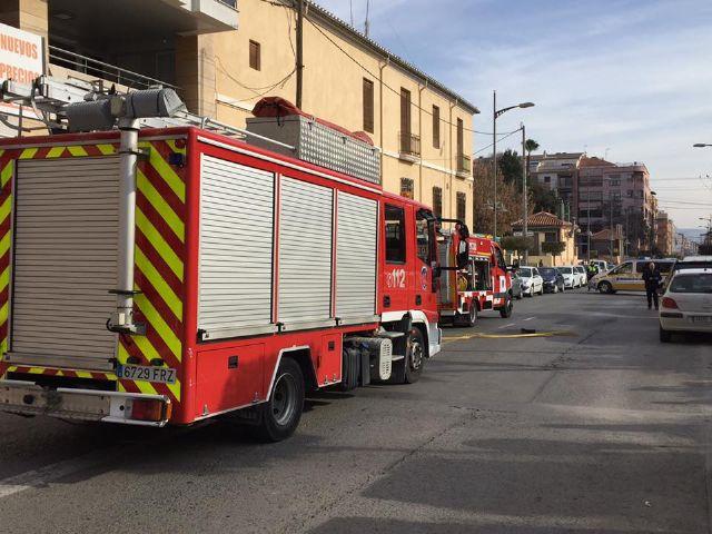 Emergencias y Bomberos de Jumilla organizan un simulacro de accidente de tráfico con atrapados - 1, Foto 1