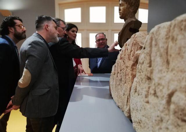 El Arqueológico de Murcia muestra los tesoros de las 'villae' romanas del sureste de Hispania - 1, Foto 1