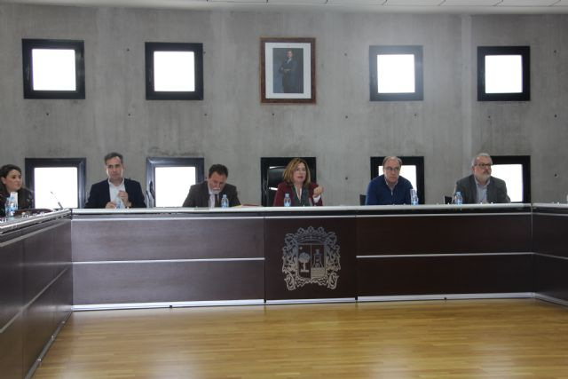 El Pleno de San Pedro del Pinatar realiza una declaración institucional en pro de la Igualdad - 1, Foto 1