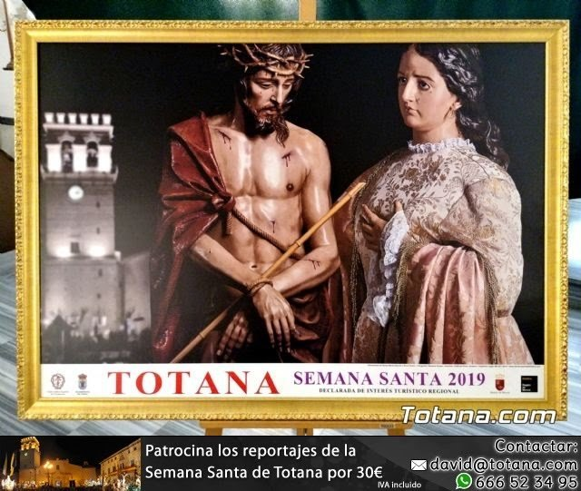 """With the Ash Wednesday, Nazarene fragrances flow in Totana"" - 1"