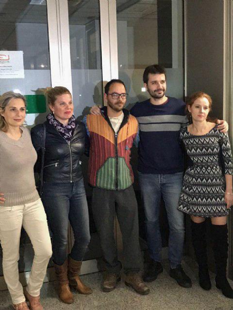 Acto Podemos Jumilla. Cabezas de lista Congreso y Senado - 2, Foto 2