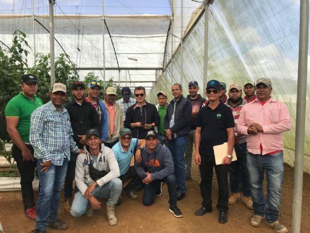 Agricultura participa en un proyecto de mejora de las capacidades técnicas de productores en la República Dominicana - 1, Foto 1