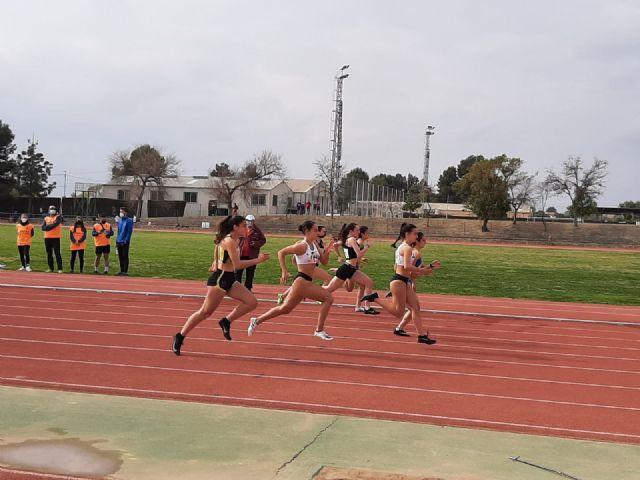 Mañana de atletismo Sub16 y Sub18 en Alhama - 1, Foto 1