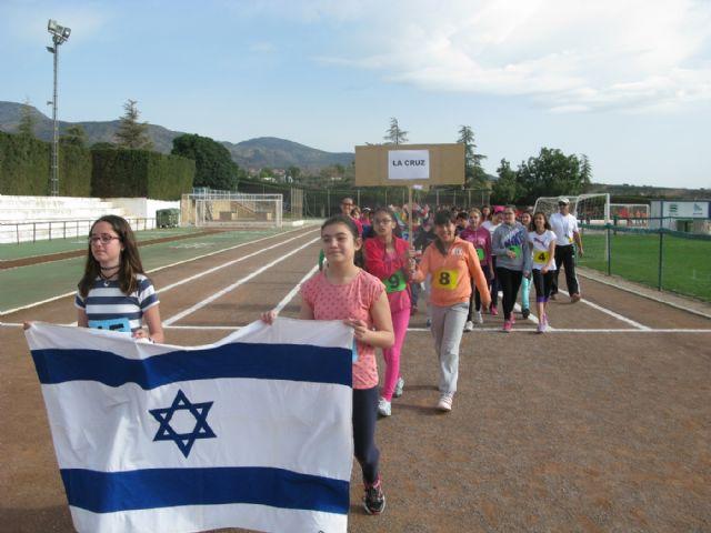 Unos 360 alumnos de 6° de Educación Primaria de los ocho colegios de Totana participan en la Olimpiada Escolar, Foto 4