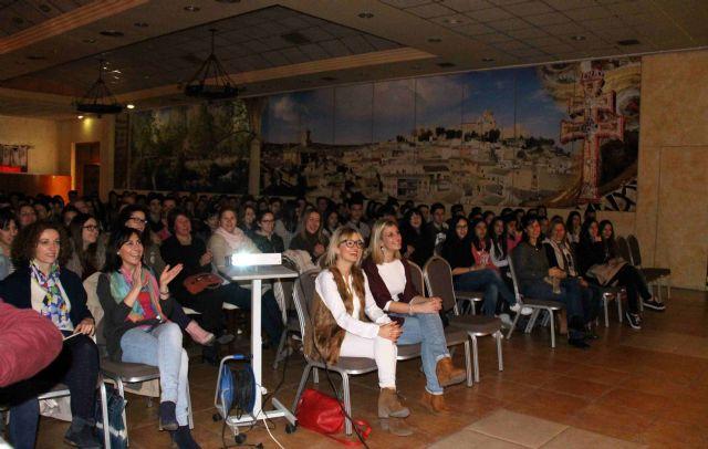 Caravaca de la cruz m s de 200 alumnos caravaque os for Gimnasio yecla