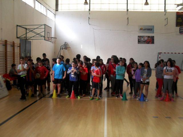 Finaliza la Fase Local de Balonmano Alevín de Deporte Escolar, Foto 2