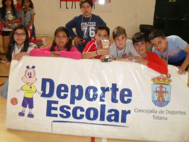 Finaliza la Fase Local de Balonmano Alevín de Deporte Escolar, Foto 3