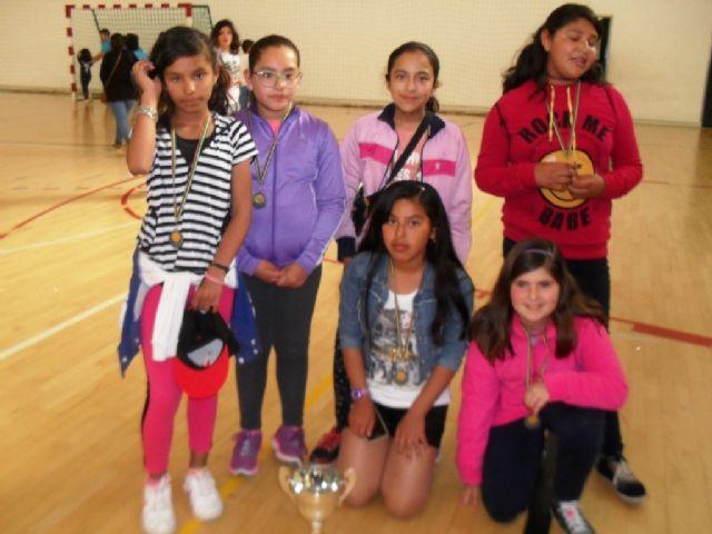 Finaliza la Fase Local de Balonmano Alev�n de Deporte Escolar, Foto 4